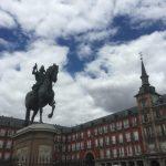 【スペイン旅行記】マドリードとバルセロナへの旅6泊8日 – [2日目:マドリード観光]